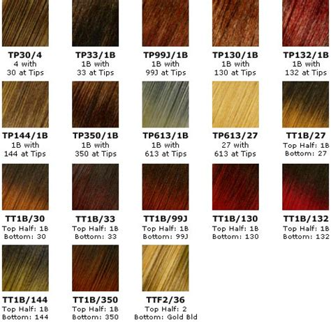 xpression braiding hair color chart welcome to quot qingdao vogue wigs co ltd quot