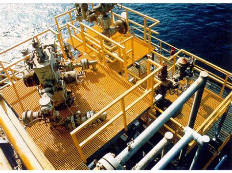 oil gas market fibergrate composite structures
