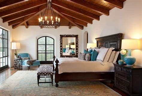 santa barbara style interior design santa barbara spanish montecito transitional estate mediterranean bedroom