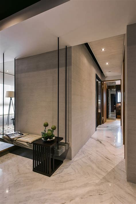toffe banktafeltje residential design hallway
