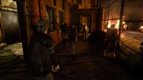 Anime Evil Or Live Trailer Resident Evil 6 S Free Update Drops In December Capsule
