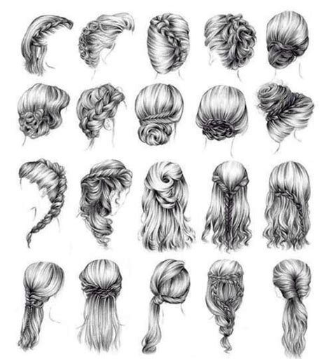 hairstyles drawing ideas hairstyle ideas for steunk wedding steunk