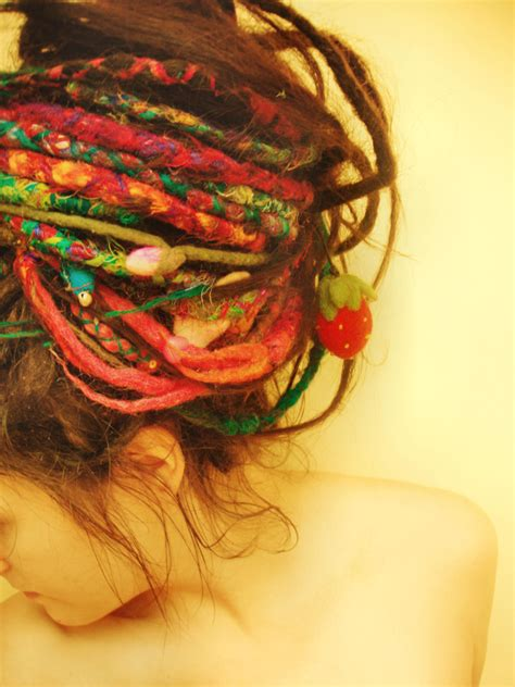 colored dreadlocks colorful dreads www imgkid the image kid