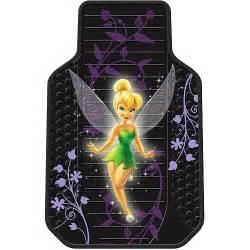Tinkerbell Auto Floor Mats Plasticolor Tinker Bell Mystical Tink Floor Mat Walmart