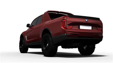 bmw bakkie 2020 a bmw truck design study that doesn t look half bad