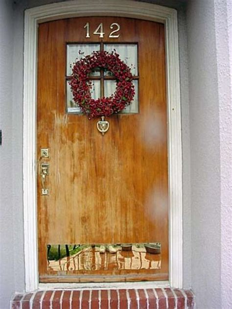 where can you buy door putting new front on an door sfgate