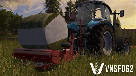 Metal Ls by Metal Fach Z 560 Mod For Farming Simulator 2017 Bale