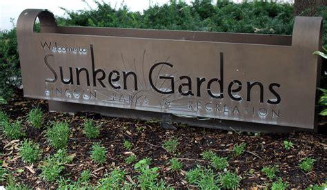 sunken gardens lincoln nebraska sunken gardens in lincoln nebraska travels with cookie