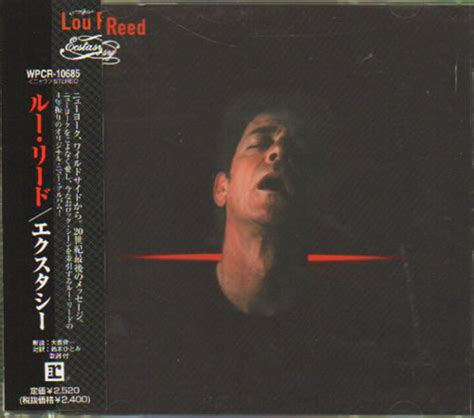 Vinyl Lou Reed lou reed ecstasy records lps vinyl and cds musicstack