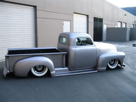 the satin slipper 1953 chevy ad trucks satin slammed and cars