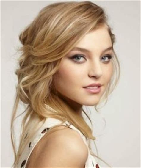 Easy hairstyles for medium length hair forteenagers are great choice