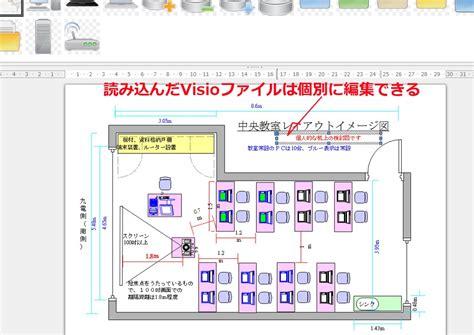 draw visio libreoffice オープンソースoffice でvisioファイルが使えます パソコン備忘録