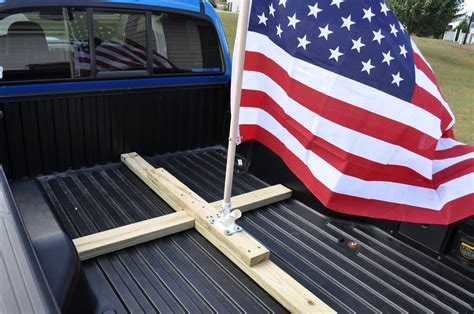 how to put a flag pole in bed dodge ram forum dodge