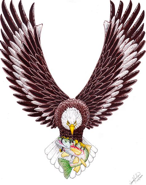 eagle tattoo designs free eagle tattoo design by spiderlaw on deviantart