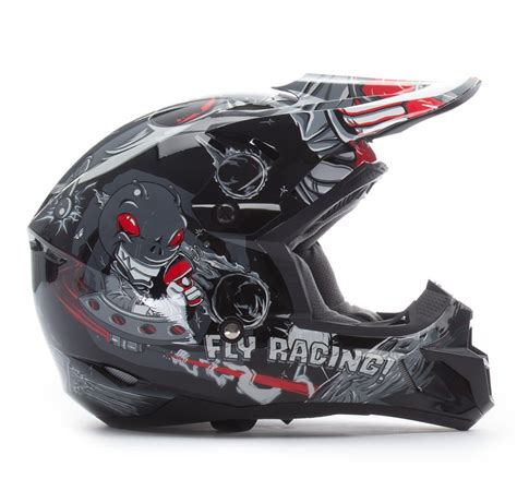fly racing motocross 99 95 fly racing youth kinetic invazion helmet 997842