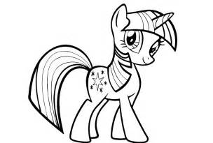 Printable My Little Pony Coloring Pages  Me sketch template