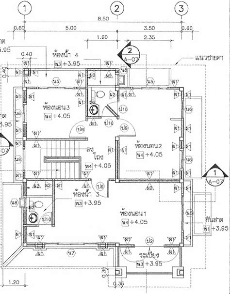 free thai house plans thai house plans 3 bedroom nice house
