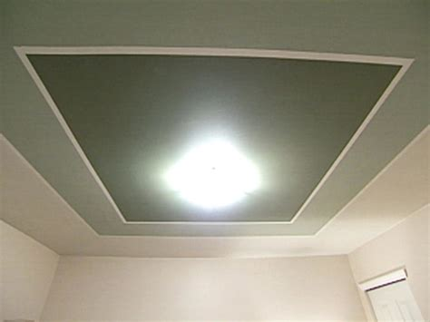 Faux Tray Ceiling Paint Ideas Home Design Half Day Designs Faux Vaulted Ceiling