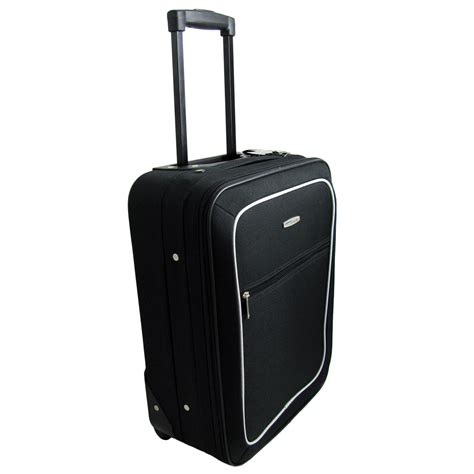 Cabin Baggage by 49cm Carry On Board Cabin Travel Luggage Wheeled Bag