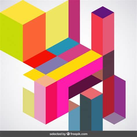 figuras geometricas mas importantes la abstracci 243 n geom 233 trica colorida descargar vectores gratis