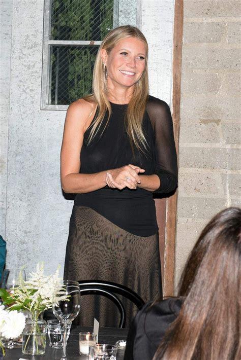 gwyneth paltrow gwyneth paltrow at goop lab opening in los angeles 09 14
