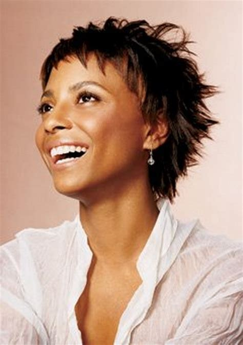 hairstyles for black women over 40 short hair styles for black women over 40