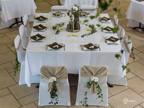 Decoration Table Mariage by D 233 Coration Mariage Anniversaire F 234 Te 224 Bourg En Bresse