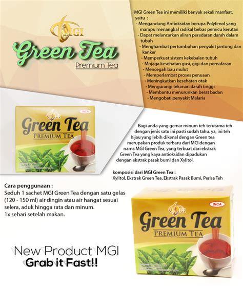 Bio Green Mgi green tea nano spray mgi