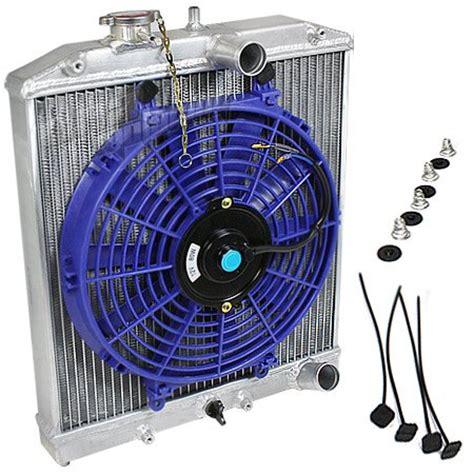 how to install a fan best radiators installing radiator fan