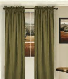 Cafe Curtains Kitchen by Solid Olive Green Colored Window Long Curtain Available