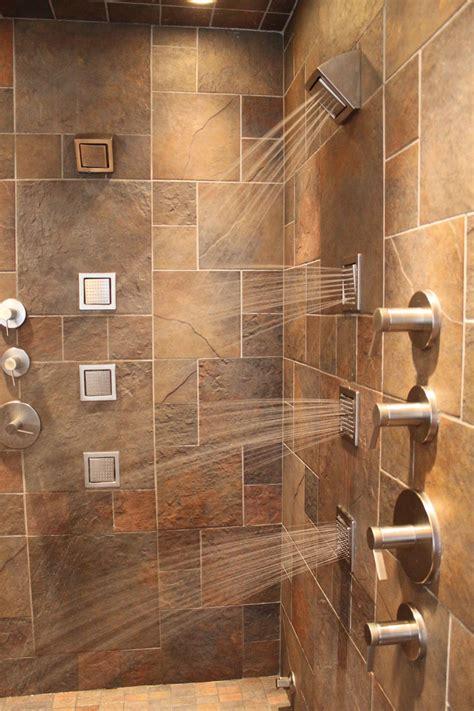 Spa Bathroom Showers by Spa Shower Design Design Decoration
