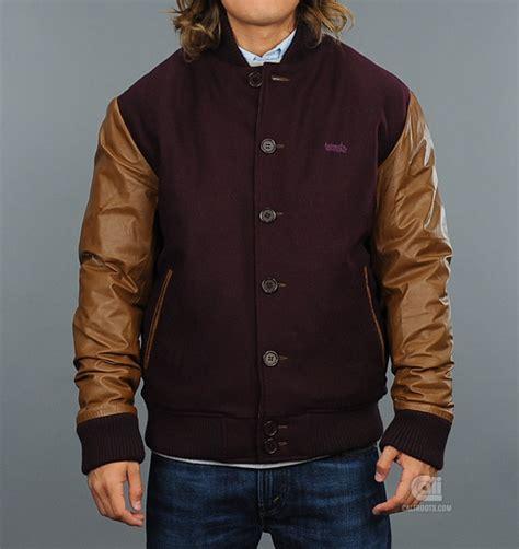 brown varsity jacket jacket to