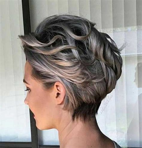 trendy haircuts for seniors best 25 short grey haircuts ideas on pinterest where