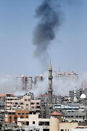 israel warns it is 'closer to war' than ever with hamas