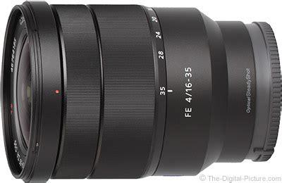 sony fe 16 35mm f/4 za oss lens review