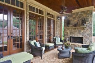 Covered Outdoor Living Spaces by Outdoor Living Space Hammertime Construction Inc