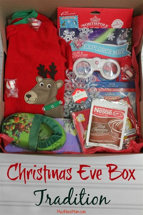 christmas eve box tradition ideas christmas eve box