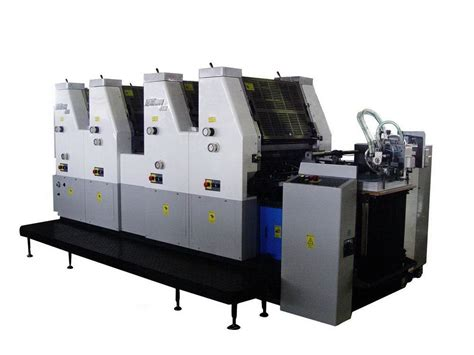 4 color press china four color offset printing press dh452 china