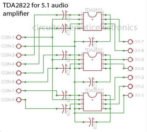 audio amplifier circuit diagram circuit diagram images