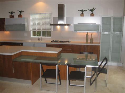 Modern Cherry Kitchen Cabinets Cherry Wood Modern Kitchen Designs Modern Kitchen San Diego By Italian Kitchen Cabinets