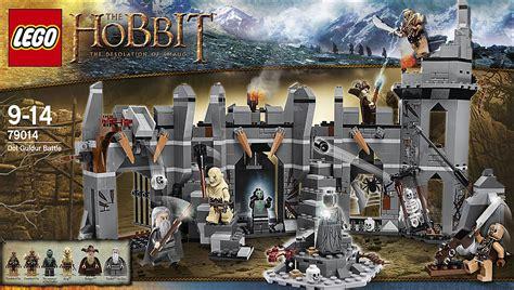 Ready Lego 79014 The Hobbit Dol Guldur Battle Murah lego 79014 dol guldur battle la d solation de smaug