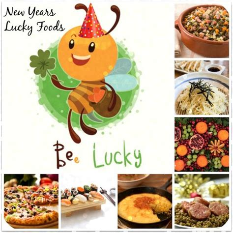 lucky foods to eat on new years lucky foods luck foods for new years