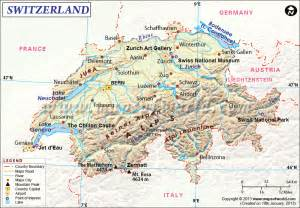 map of switzerland and germany with cities geography climb the friendly skies of switzerland
