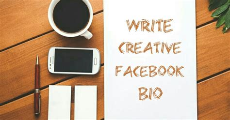 creative biography for facebook how to write a professional bio for your facebook profile