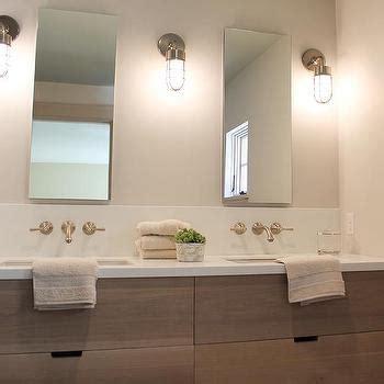 cottage bathroom mirror maritime sconces cottage bathroom my home ideas