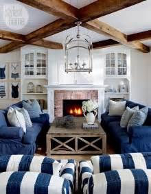 Nantucket Kitchen Island House Tour Coastal Style Cottage Style At Home