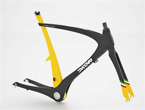 Design Mtb Frame | picchio carbon bicycle by nicola guida bicycle design
