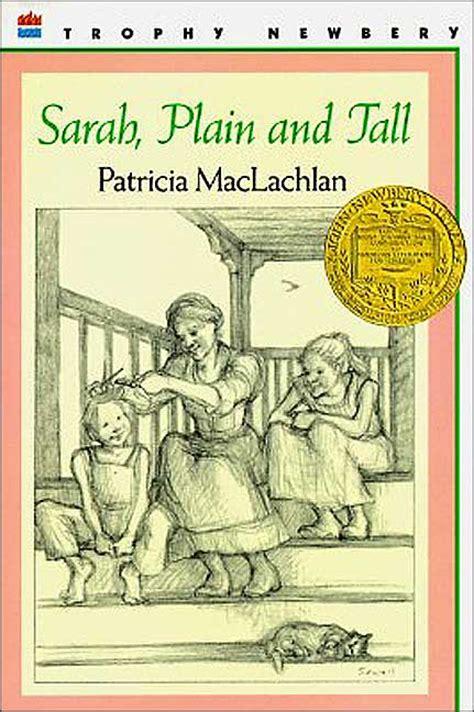 the sarah plain and tall books