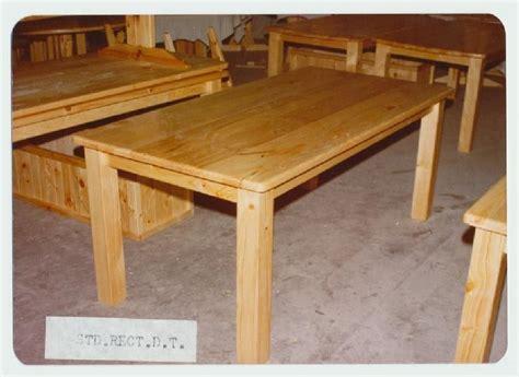5 215 3 rectangular dining table diy furniture plans