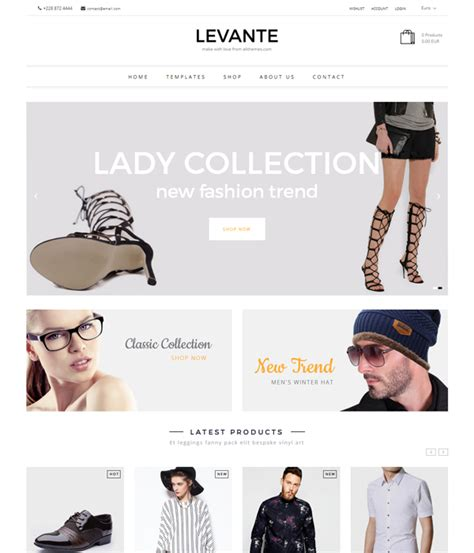 best premium ecommerce joomla 3 x templates for